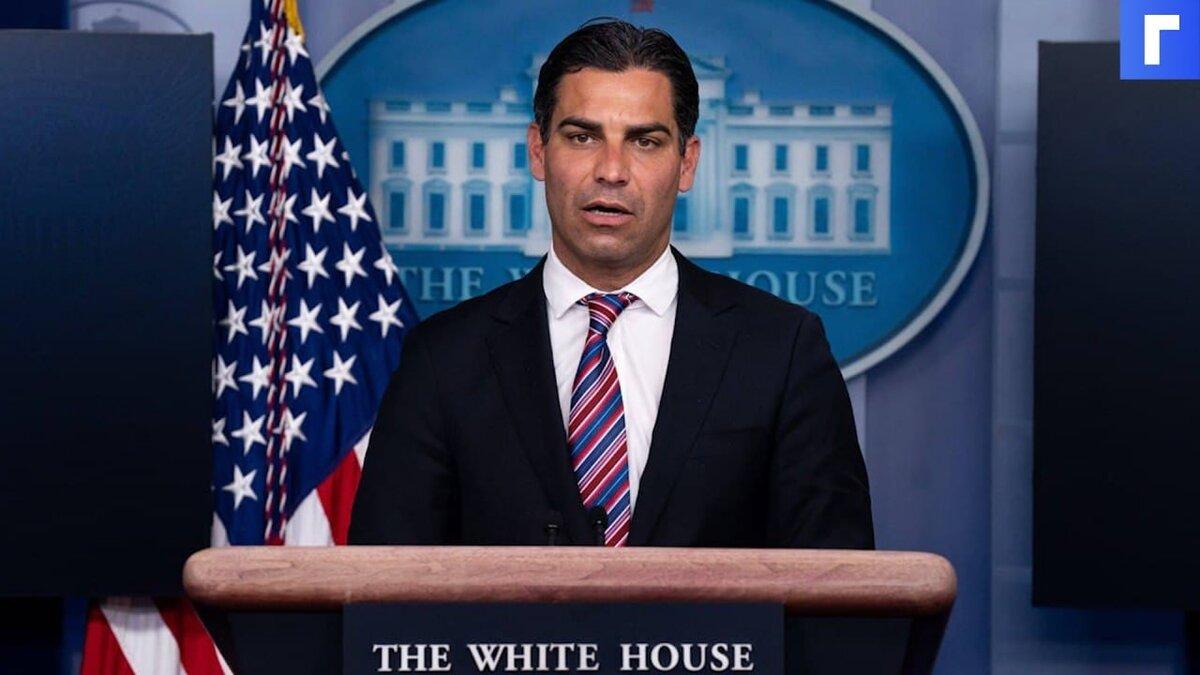 Мэр Майами объяснил свой призыв к авиаударам по Кубе