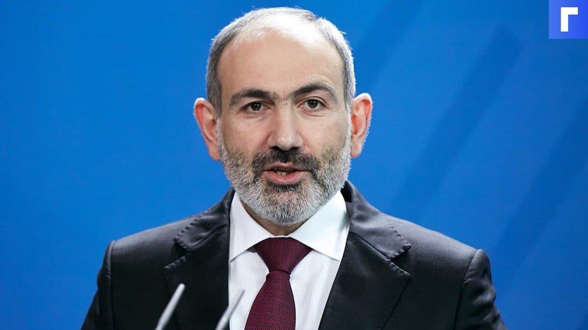 Пашинян заявил о почти 600 азербайджанских военных на территории Армении