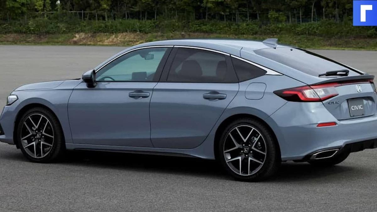 Honda представила хэтчбек Civic нового поколения