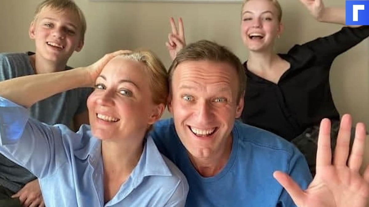 Дарья Навальная получила премию мужества, которой наградили ее отца
